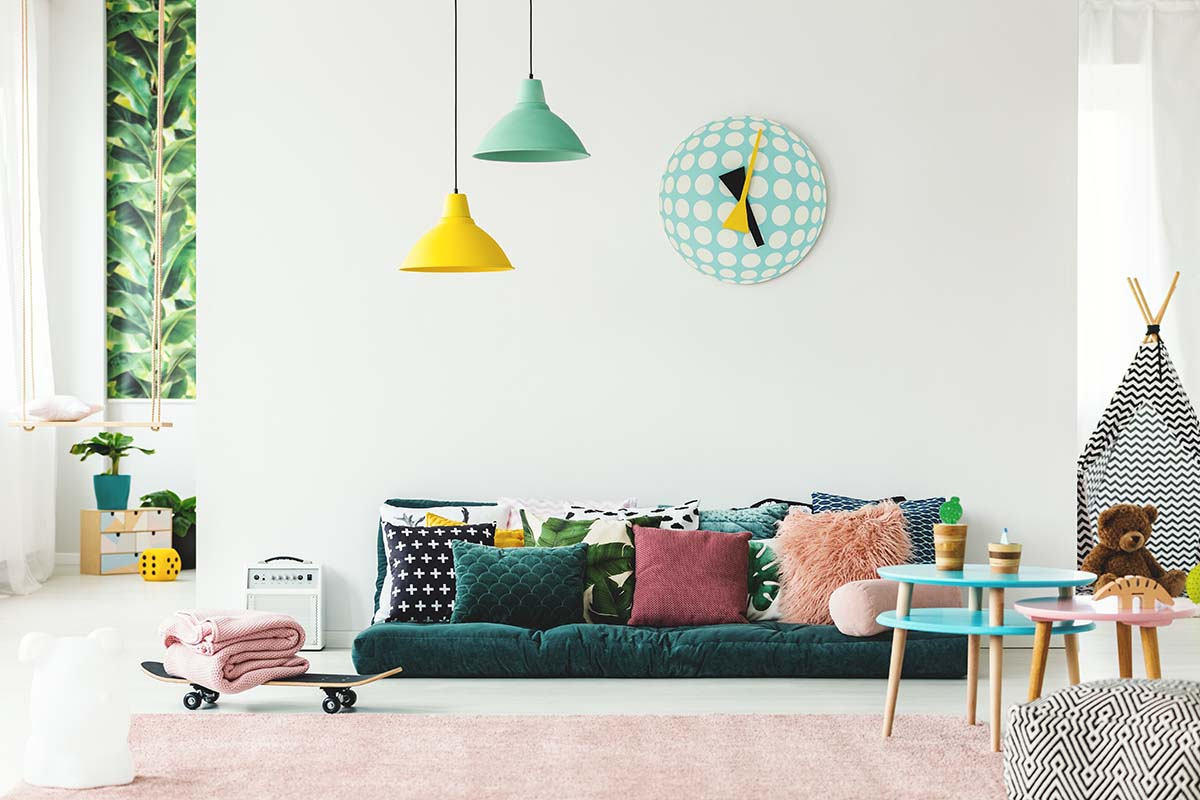 Five Tips to Create a Safe Playroom