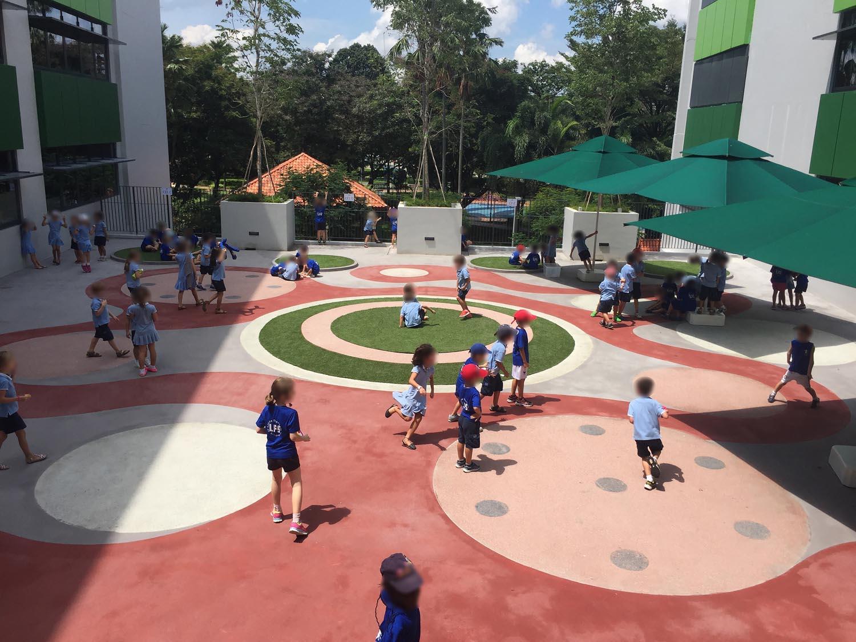 Lycée Francais de Singapour Extends With A Lush Open Space