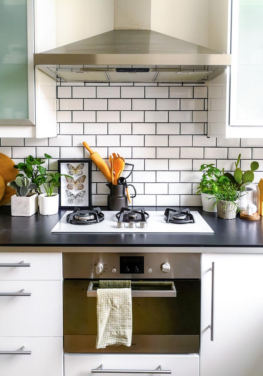 Look Trendy With These Five Backsplash