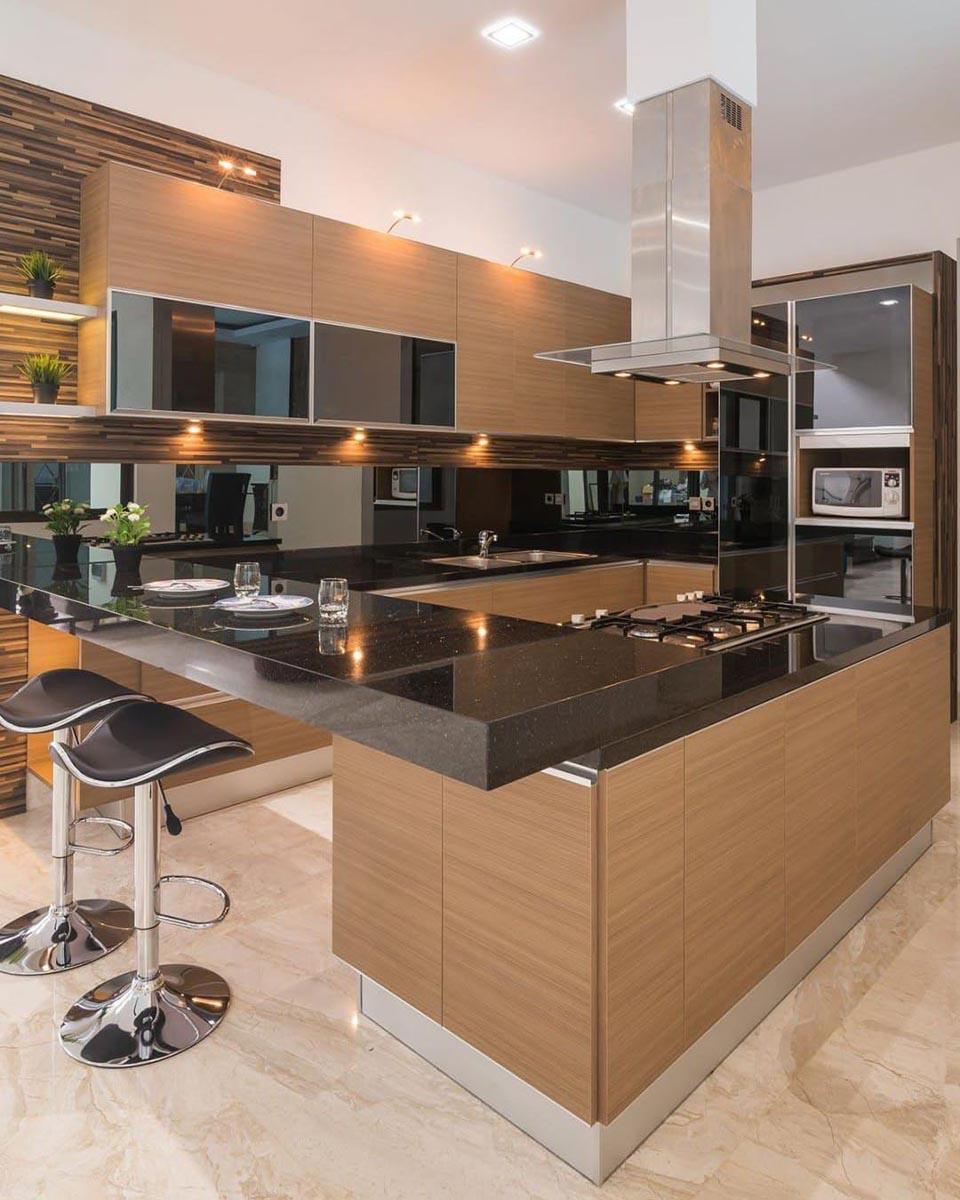 4 Tipe Kitchen Island yang Perlu Anda Ketahui