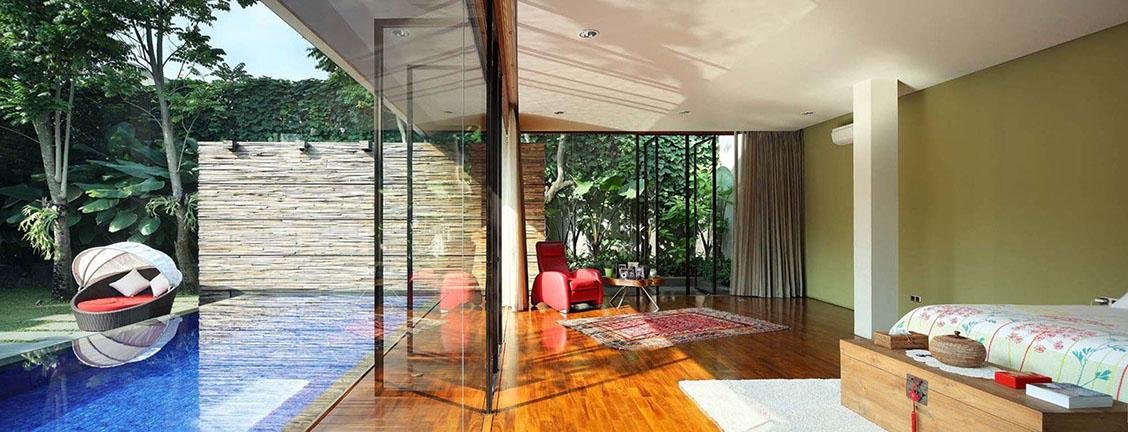 Diminished House oleh Wahana Architects