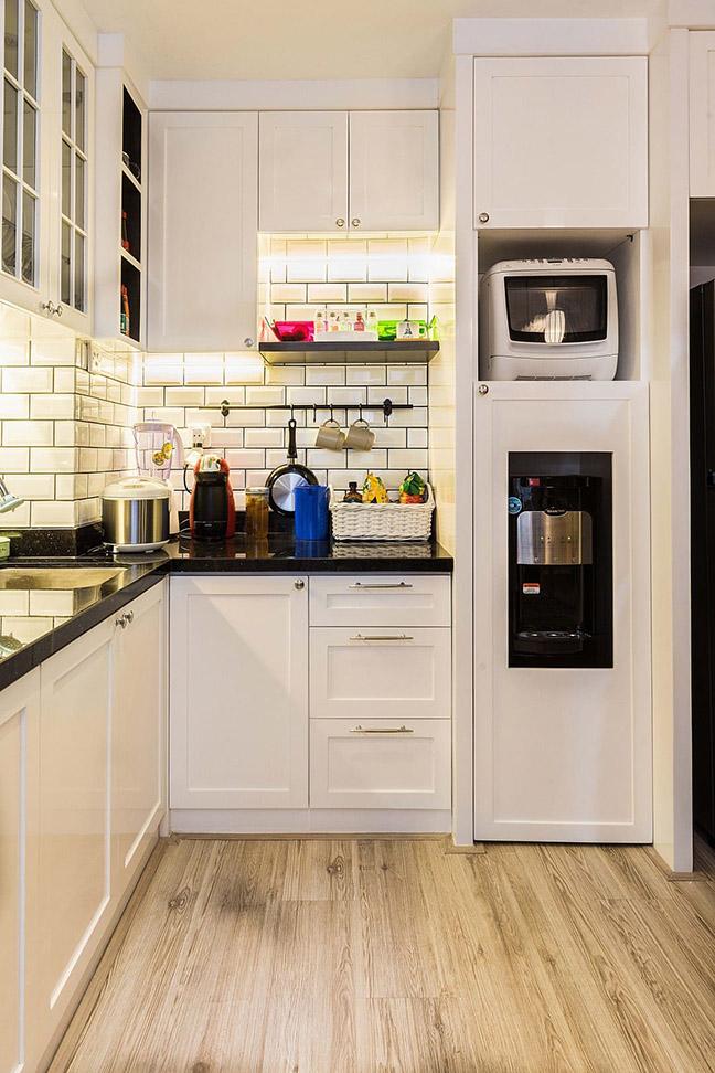 11 Inspirasi Desain Dapur Minimalis Gaya Baru