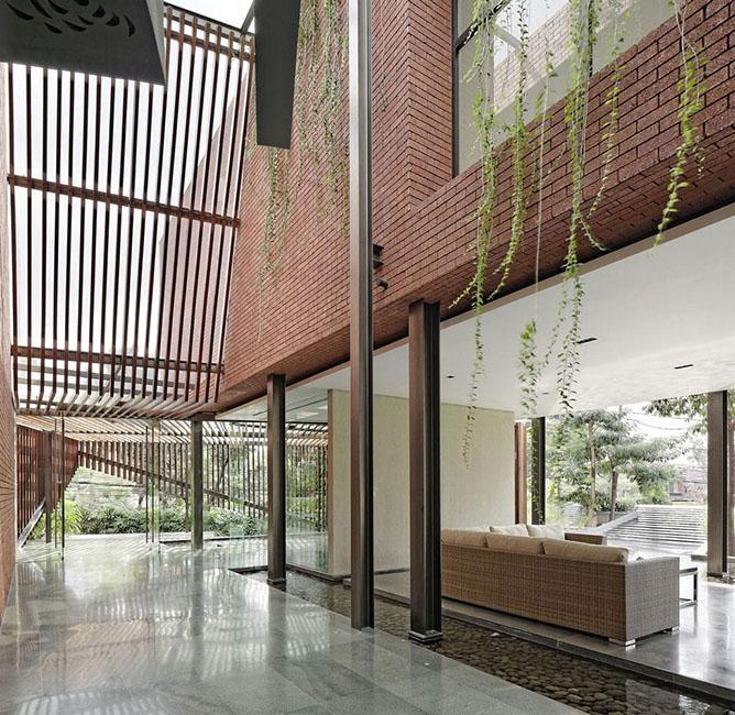 PS-26 Green Office oleh Wahana Architects