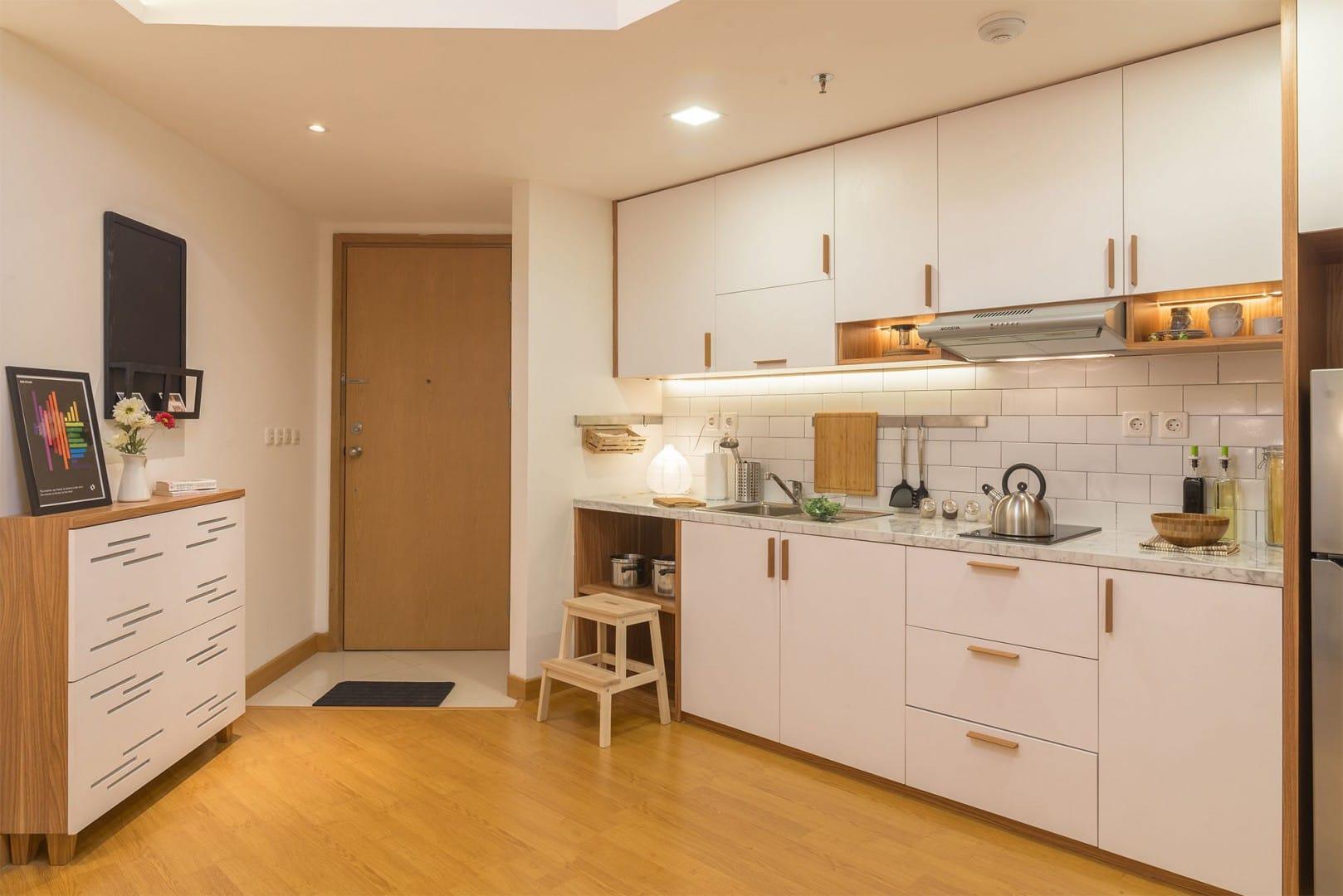 inspirasi dapur minimalis