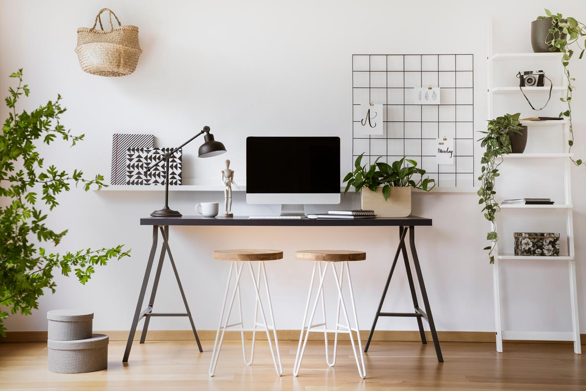 How to Create a Comfortable Workspace at Home