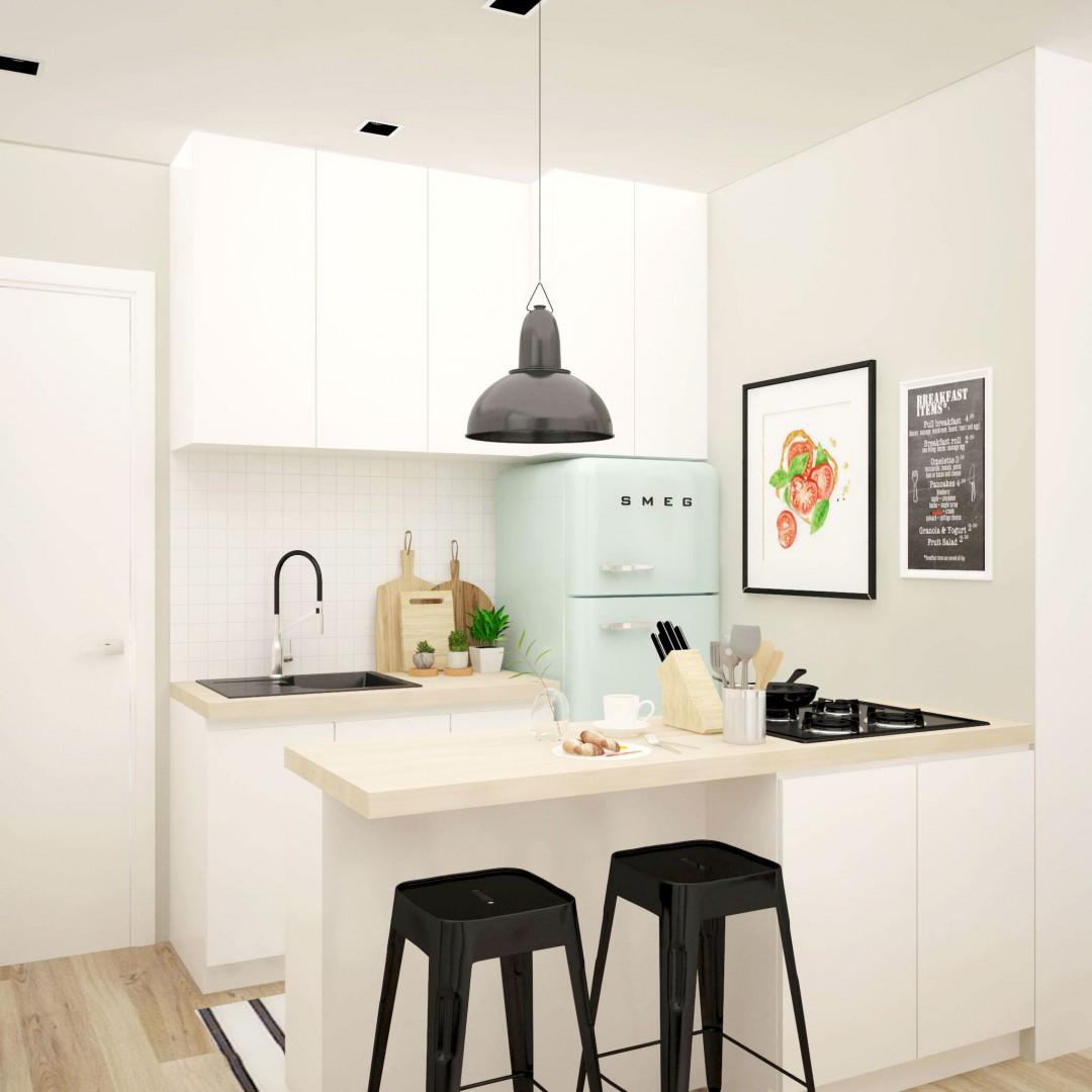 Tip Menata Dapur Kering dan Dapur Basah