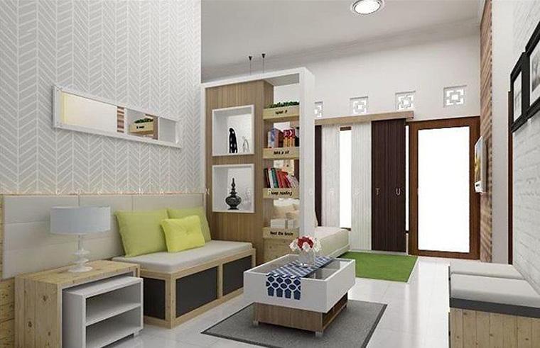 5 Tips Memilih Wallpaper Untuk Ruang Sempit