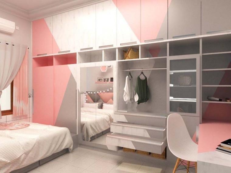 6 Inspirasi Desain Interior Rumah dengan Warna Peach