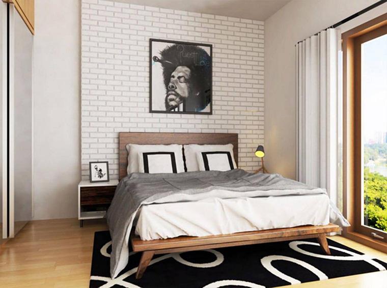 6 Inspirasi Desain Kamar Tidur Kayu yang Hangat untuk Anda