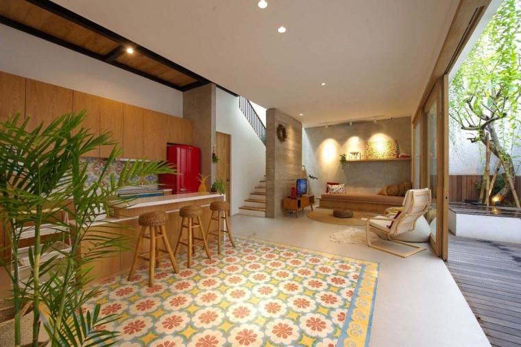 6 Tips Hadirkan Desain Eklektik di Interior Rumah