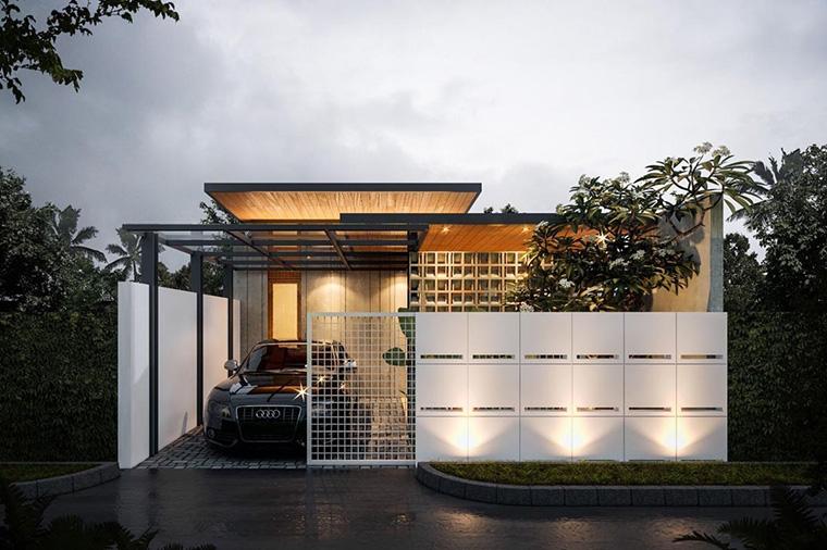 7 Elemen Penting untuk Desain Carport yang Aman dan Nyaman