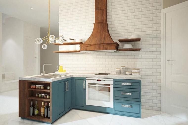 Buat Dapur Tampil Rapi Dengan 6 Inspirasi Kabinet