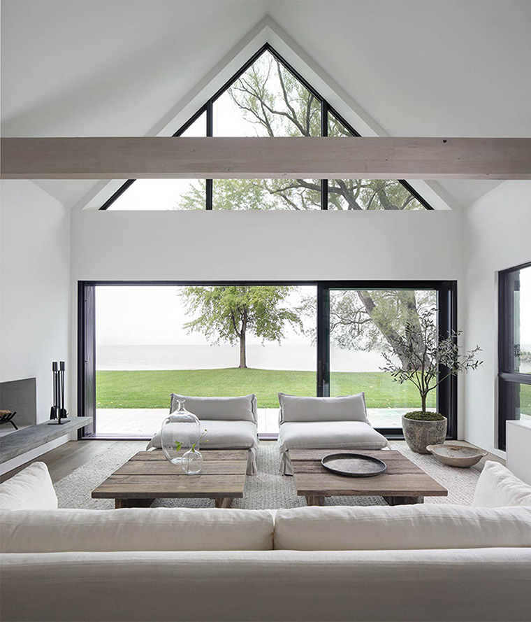 (sumber: Bruns Architecture ©Houzz.com)