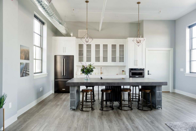 Five Tips to Get an Industrial Chic Interior Look