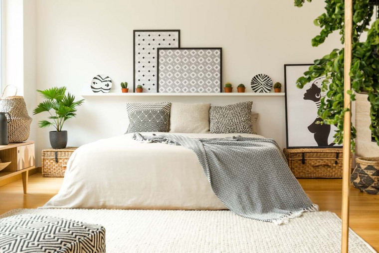 Four Important Elements to Make Your Bedroom Comfortable