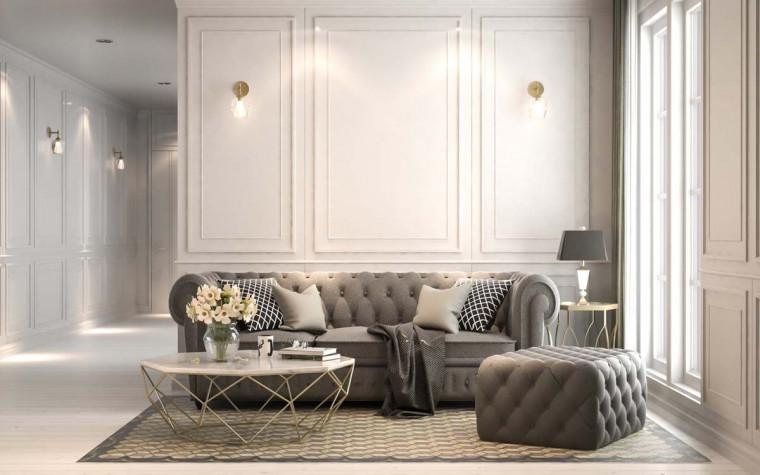 Mengenal Desain Rumah Klasik Modern