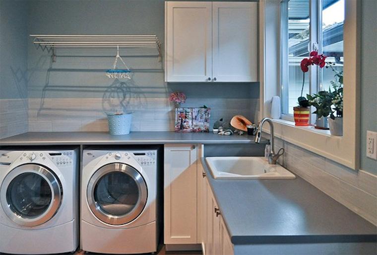 Manis Di Ruang Sempit 7 Inspirasi Ruang Cuci Jemur Minimalis
