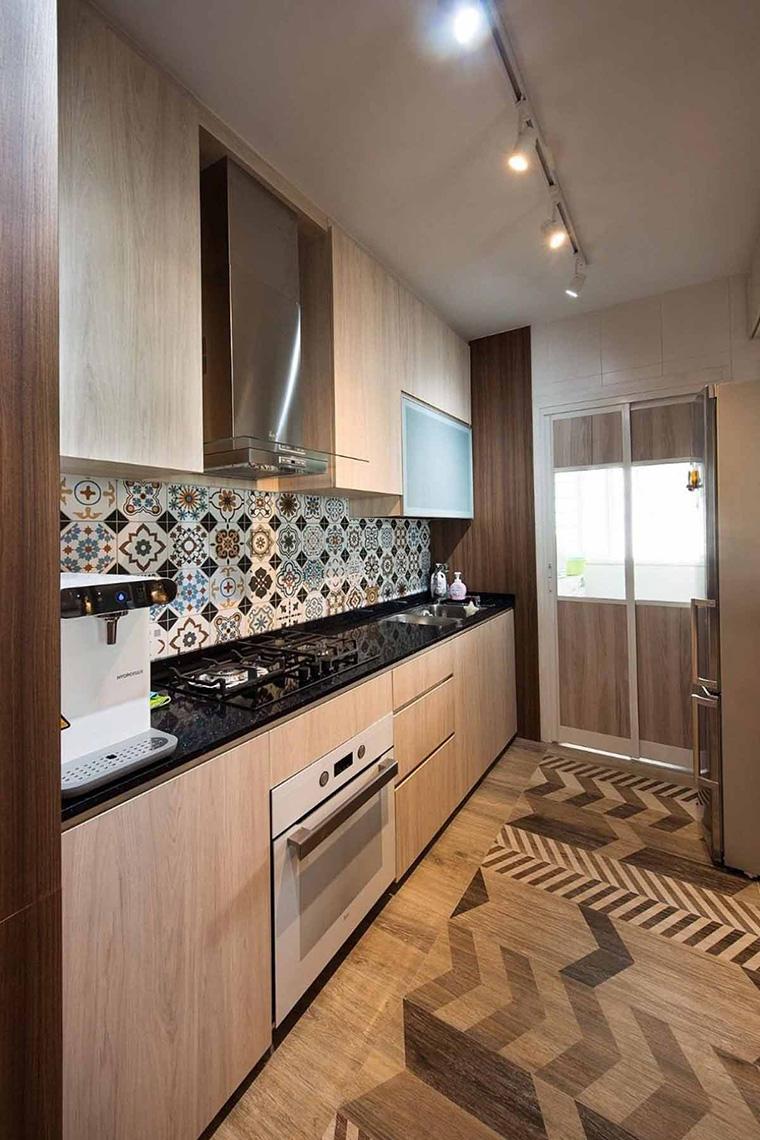 Tipe Kitchen Set Manakah Untuk Dapur Anda Berikut 5 Ragam Desainnya