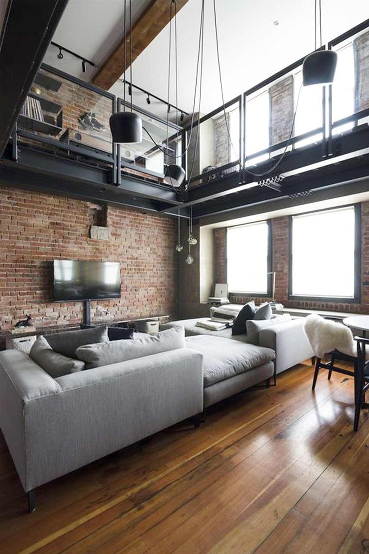 desain industrial rumah industrial industrial style gaya industrial rumah gaya industrial