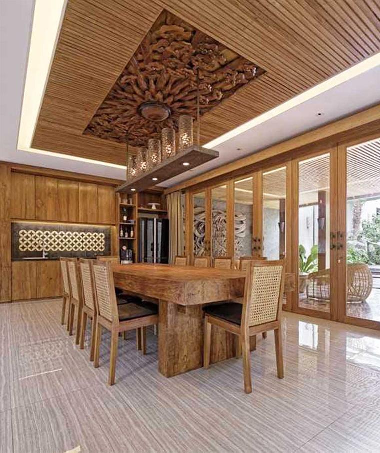 Desain Rumah Mengikuti Karakter