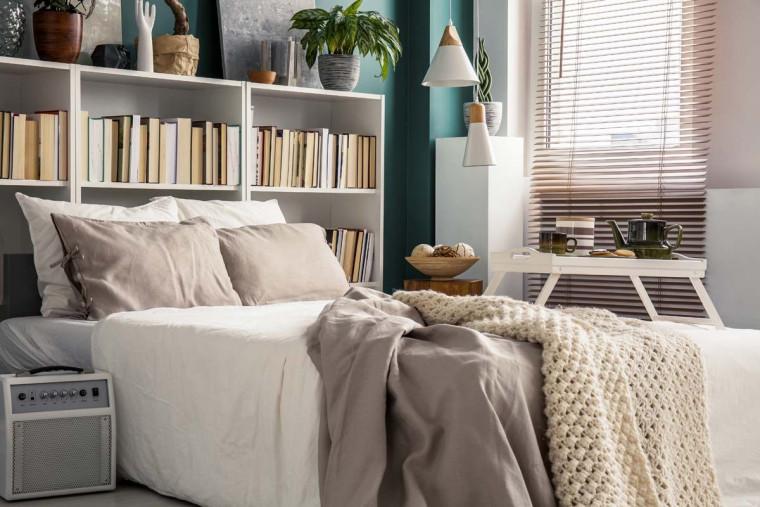 3 Langkah Penataan Kamar Tidur Sempit