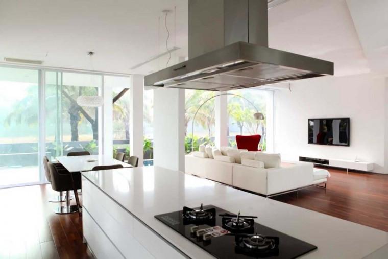 5 Pilihan Model Meja Dapur Minimalis Sesuai Bahan