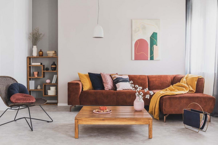 6 Ide Coffee Table Untuk Mempercantik Interior Ruang Keluarga Rumah Anda