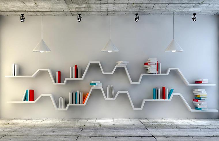 7 Inspirasi Rak Untuk Para Pecinta Buku