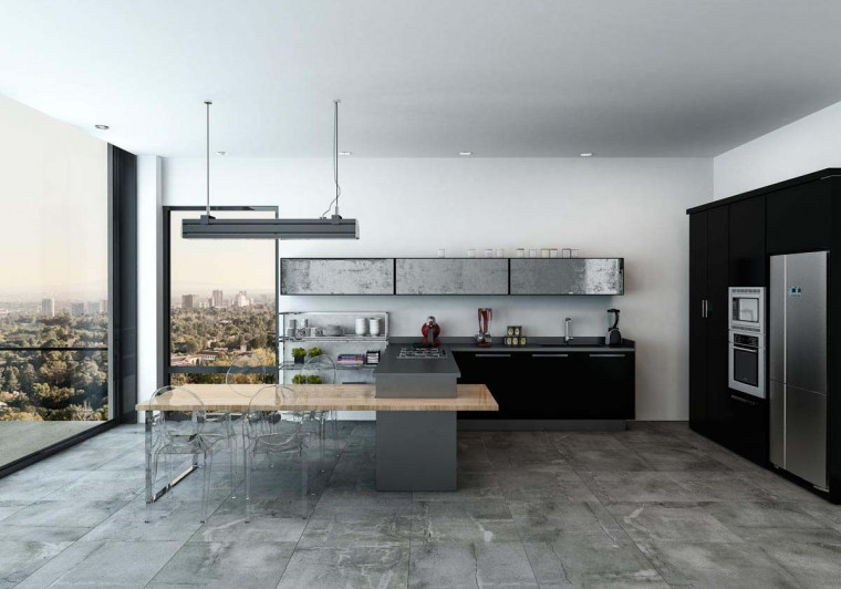 Five Important Elements for an Appealing and Comfortable Kitchen Floor