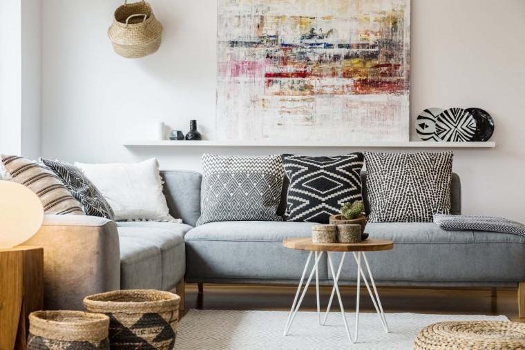 Inspirasi Dekorasi Rustic di 7 Ruangan