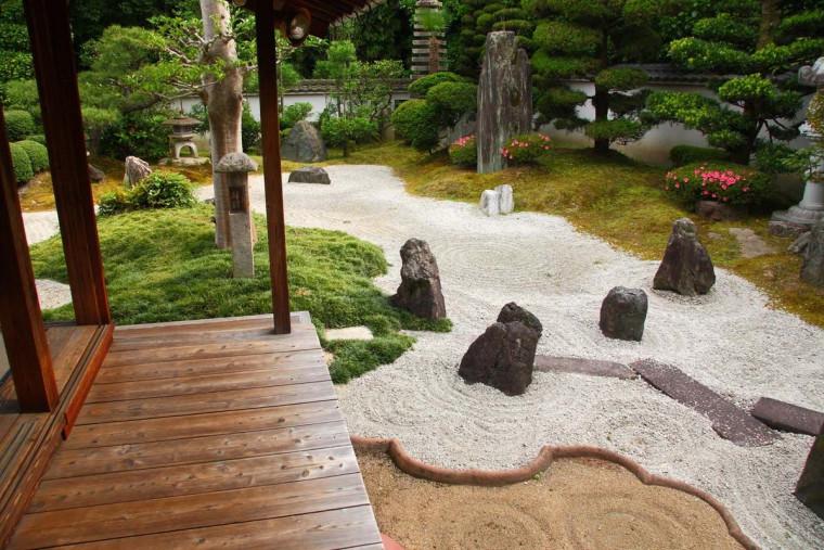6 Unsur Wajib Untuk Menghasilkan Desain Taman Ala Jepang