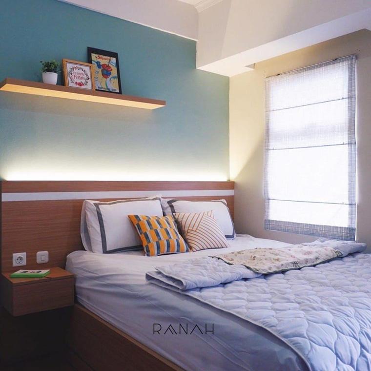 7 Do's and Don'ts di Kamar Tidur Mungil