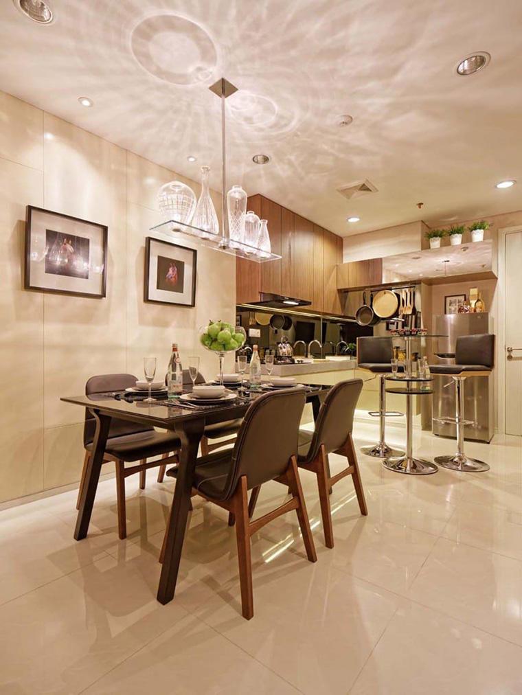 7 Manfaat Desain Ruang Keluarga menyatu dengan Ruang Makan