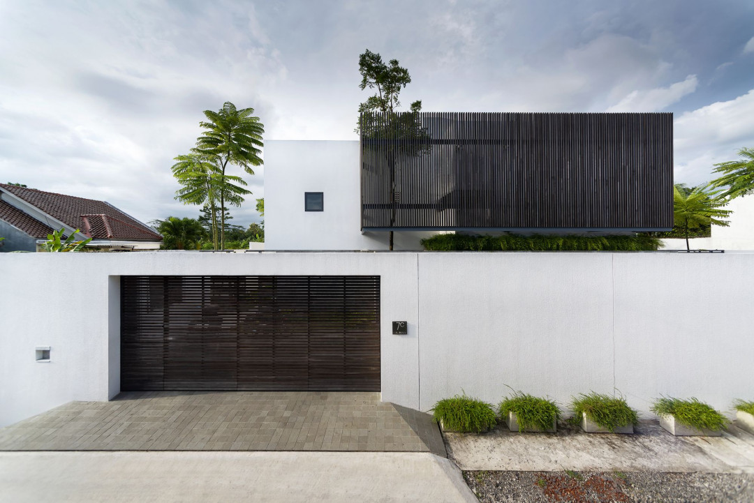 Open Spaces Adds a Spacious Look on Bias House