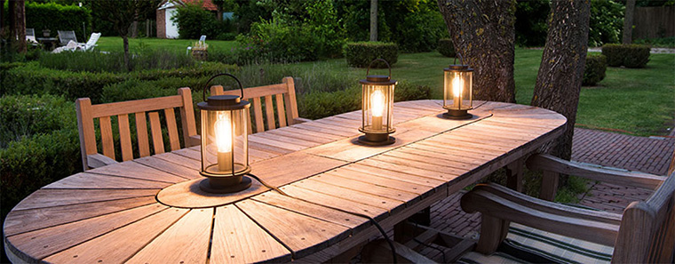 Lampu outdoor Pemilihan lampu outdoor Desain lampu outdoor