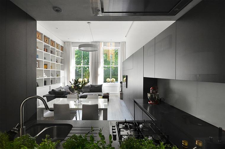Apartemen studio Desain apartemen studio