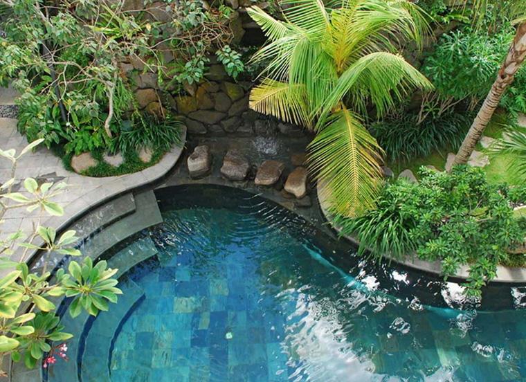 Mengenal Elemen Penting Konsep Taman Tropis