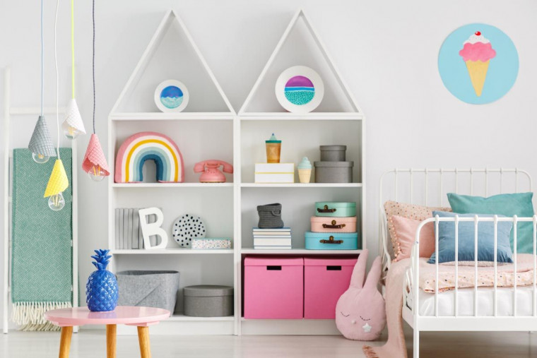 Six Easy Tips to Create a Comfortable Kids Bedroom