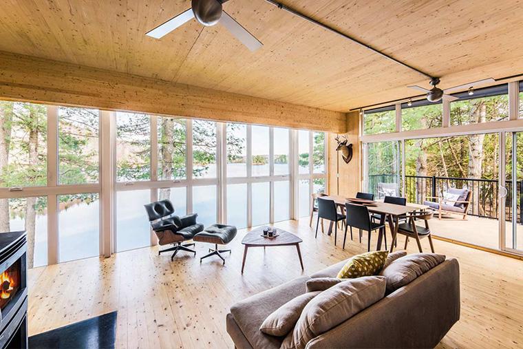 Hangat Dan Akrab Inilah 4 Inspirasi Desain Interior Kayu