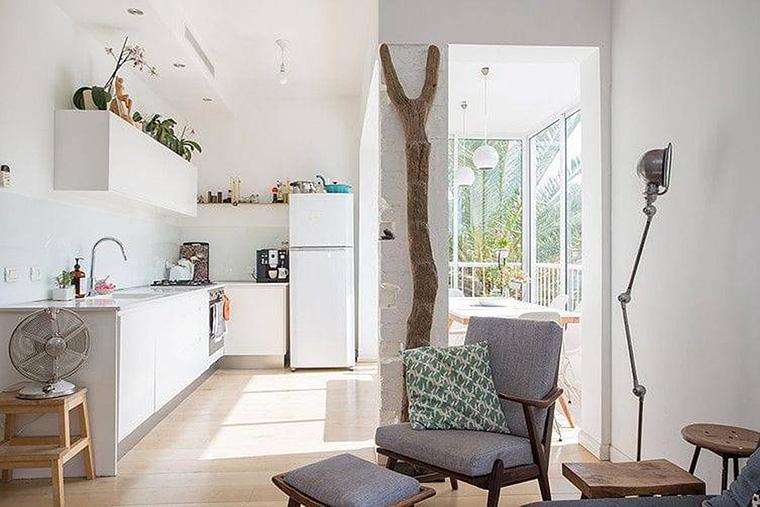 Desain Meja Dapur Island  7 inspirasi dapur kontemporer berikut dapat membuat anda bangga