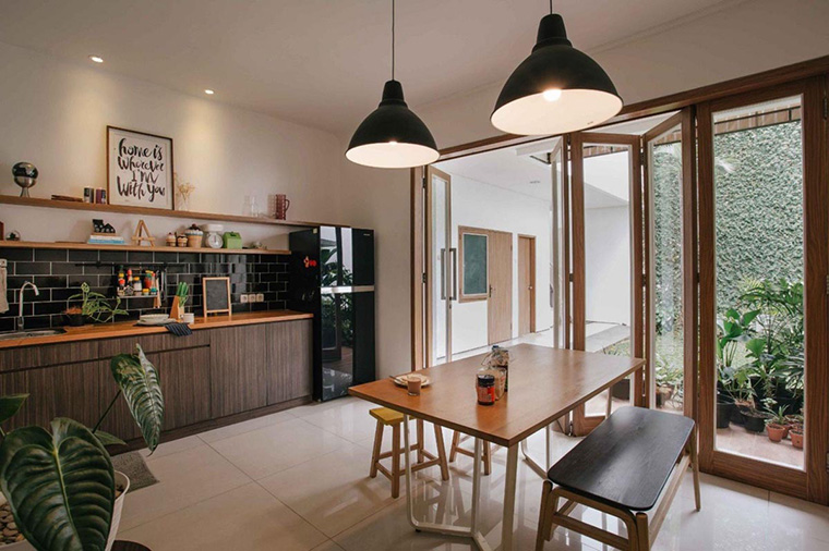 Desain Dapur Merah Hitam  buat dapur tampil kekinian dengan 6 inspirasi dinding backsplash