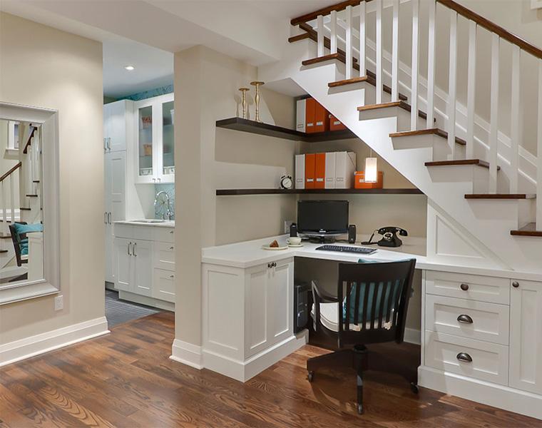Lemari bawah tangga Desain lemari bawah tangga Ide lemari bawah tangga