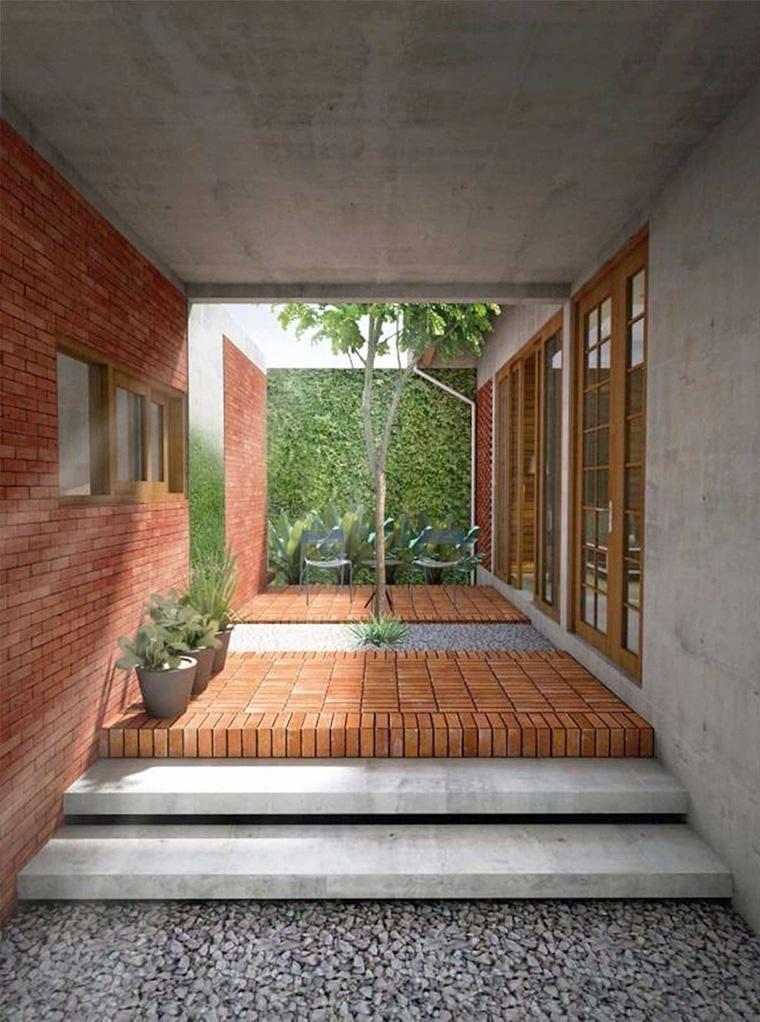 rumah beton precast rumah beton ekspos rumah instan beton baja