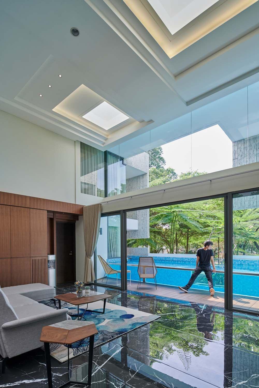 RAD+ar Designs a Thorough Climate Responsive House with a Contemporary Edge
