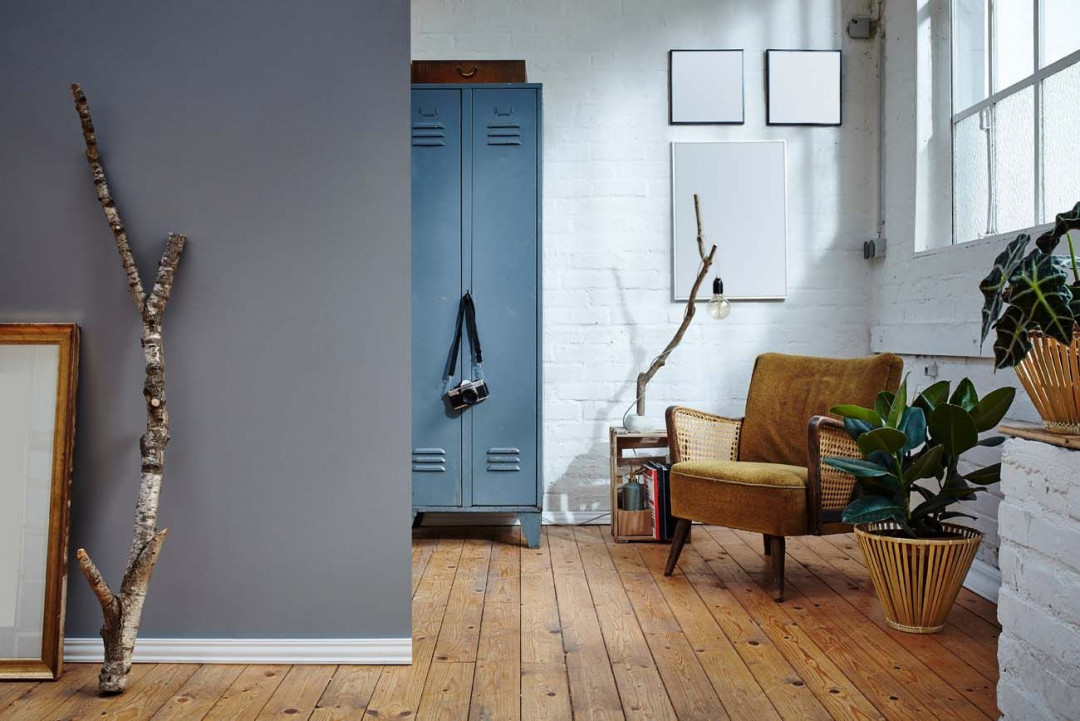Tips to Apply Industrial Style in Your Interior