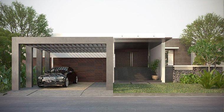 Berikut 6 Alasan Carport Sangat Cocok untuk Rumah Anda