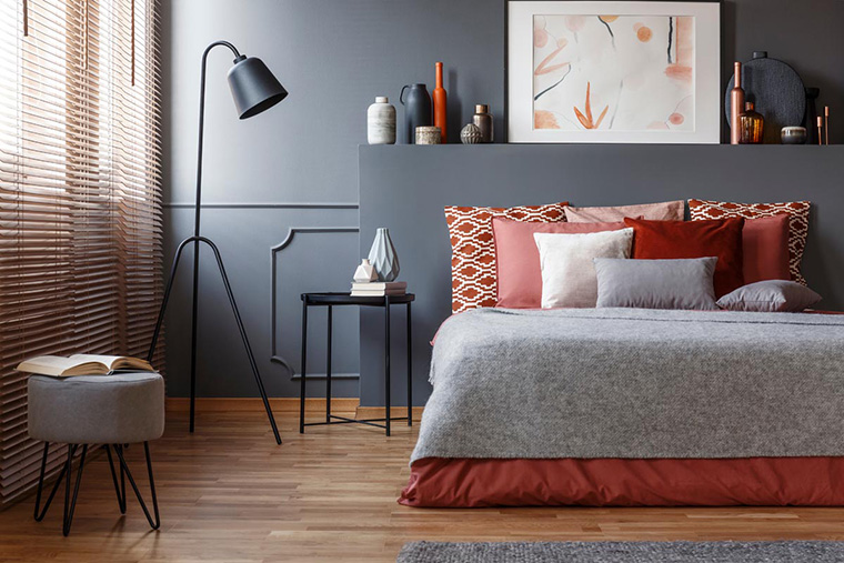 Bring Aesthetics To Your Bedroom With These Six Headboard Ideas