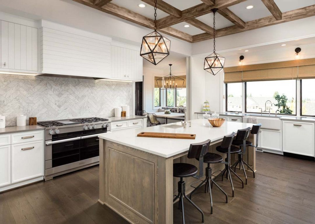 Planning a Luxury Modern Kitchen Design for Your Home