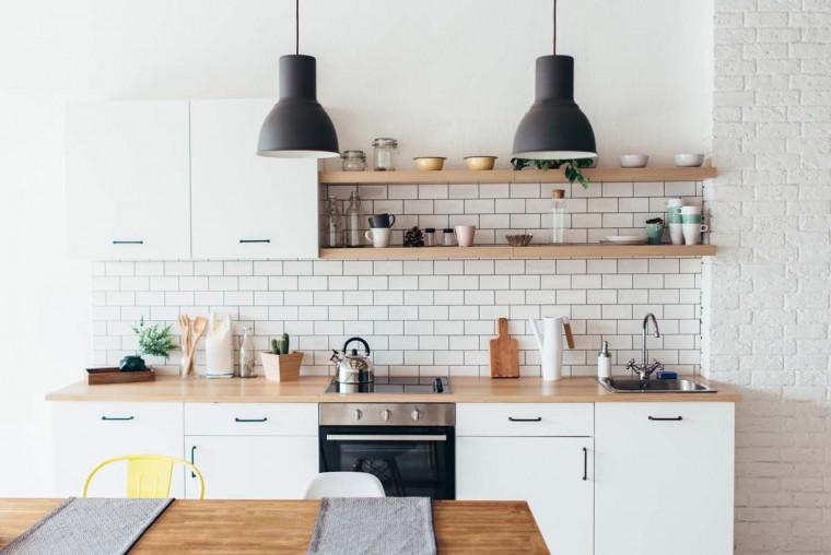 8 Ide Dekorasi Dapur Minimalis Agar Tampil Rapi dan Indah