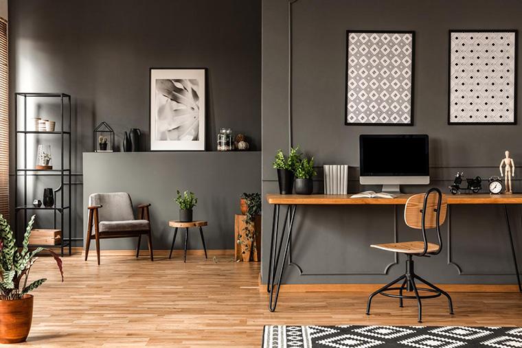 8 Ide Desain Ruang Kerja Agar Makin Produktif Di Rumah